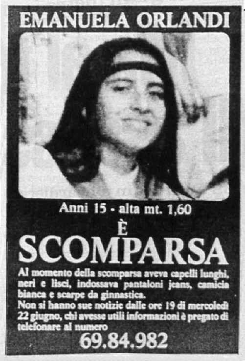 Roma, caso Emanuela Orlandi: iniziate le operazioni di apertura delle tombe al Cimitero Teutonico in Vaticano
