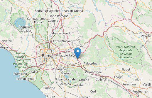 Colonna terremoto scossa 11 settembre 2019