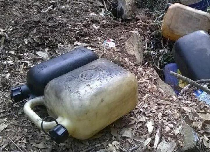 Atina, denunciato 64enne: aveva tentato di dare vita a un incendio boschivo