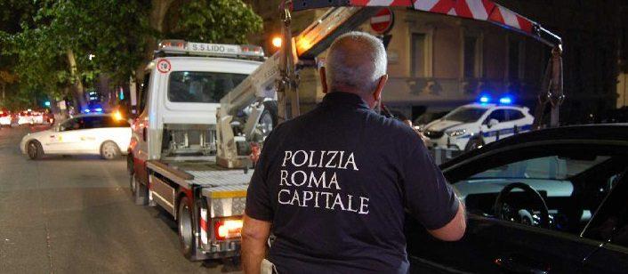 Controlli del ponte di ferragosto: 50mila euro di multe e 2000 articoli sequestrati a Roma