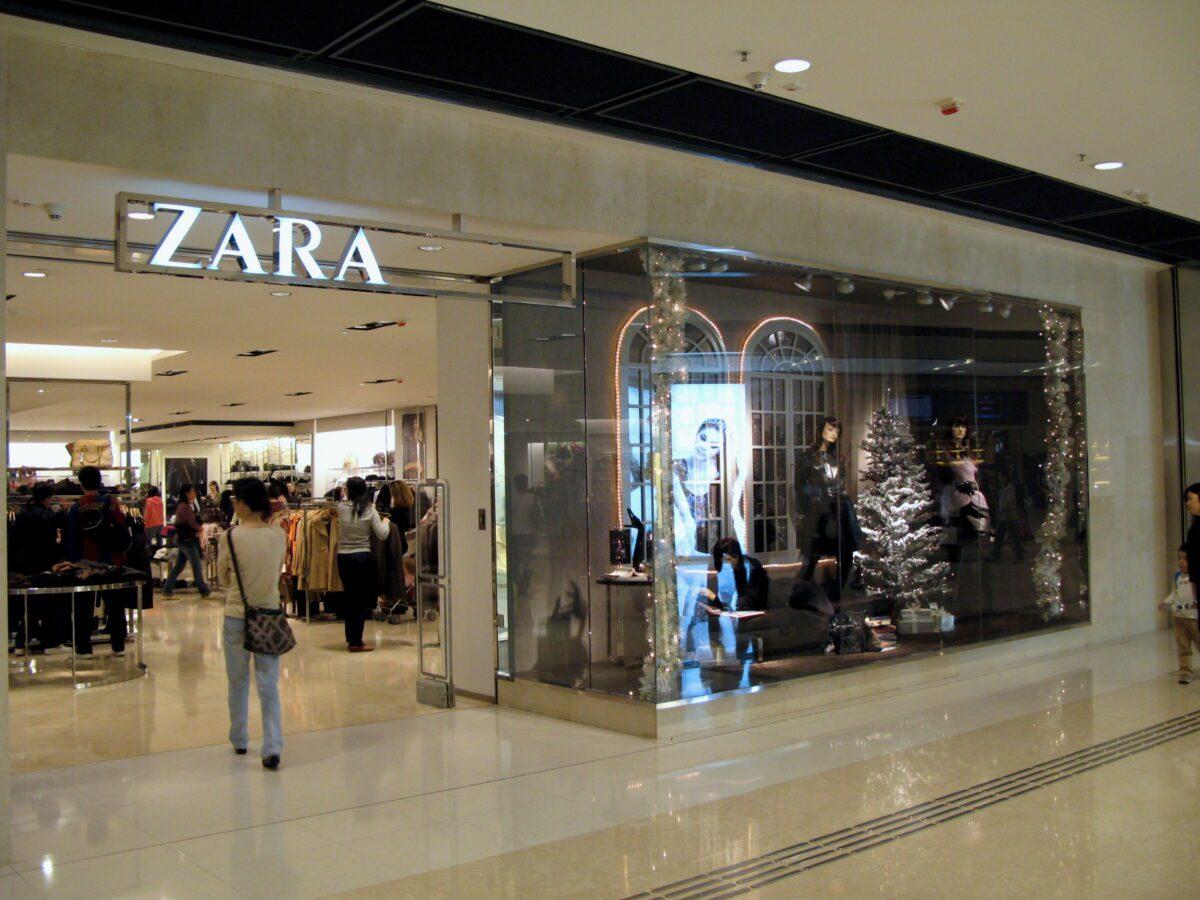 Zara cerca personale: posizioni aperte anche a Roma