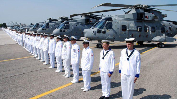 Il Ministero della Difesa per l'anno 2020, ha indetto ben 4 concorsi per Ufficiali di Marina Militare