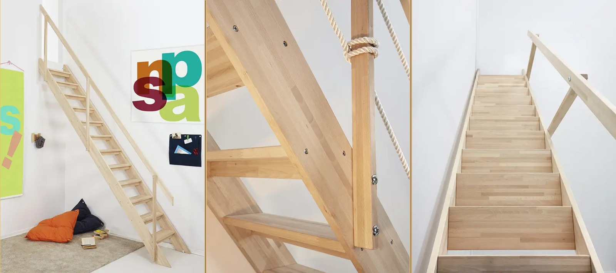 Tende Per Finestre Scale 4 consigli per scegliere (e installare) le scale per la mansarda