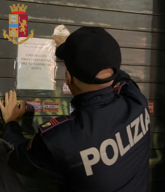 roma primavalle sanzioni negozi senza guanti mascherine non conformi