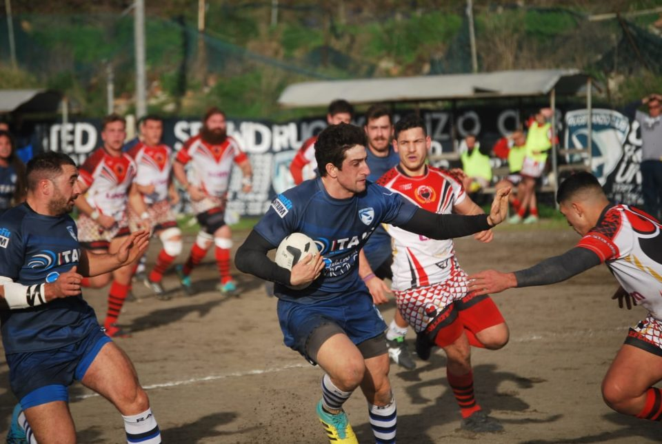 rugby Anzio club colleferro 2019