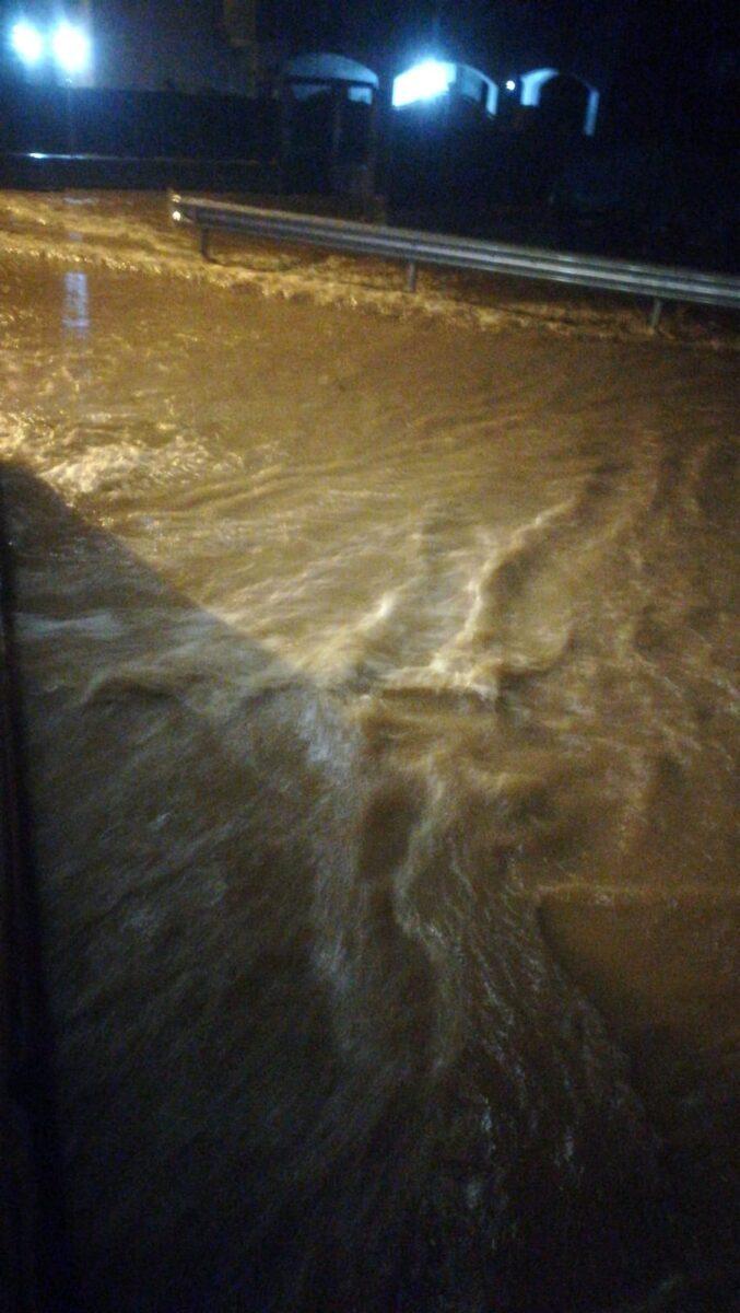 Frane e inondazioni: danni nelle zone di Segni e Colleferro. La più colpita è via Traiana