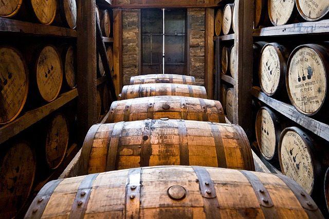 curiosità sul bourbon