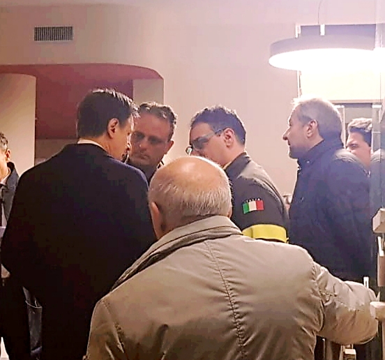Conte incontra i vigili del fuoco USB: avviato il confronto su vittime del dovere, Inail, diritto alla salute e stanziamenti