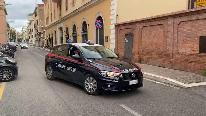 roma porta portese via portuense arresto spaccio Rivotril