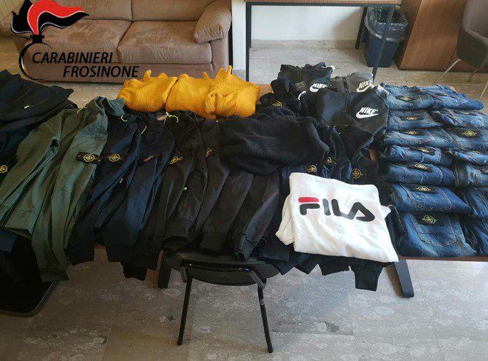ripi abbigliamento contraffazione