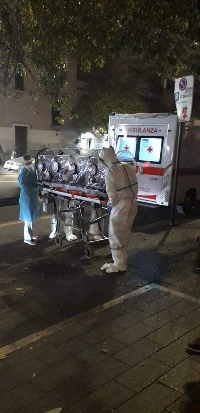 maresciallo aeronautica militare aprilia morto covid 19 coronavirus latina