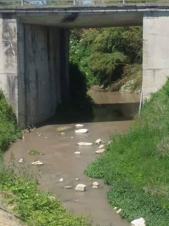 Cassino Quadrini Inquinamento Rio Pioppeto responsabilità