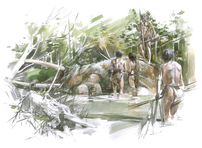 Uno studio de La Sapienza ha scoperto resti di elefanti estinti 300.000 anni fa (FOTO e VIDEO)