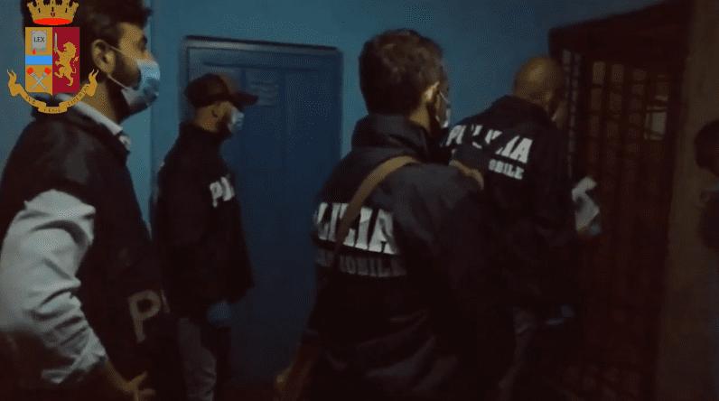 Droga armi Ponte di Nona sgominata banda criminale