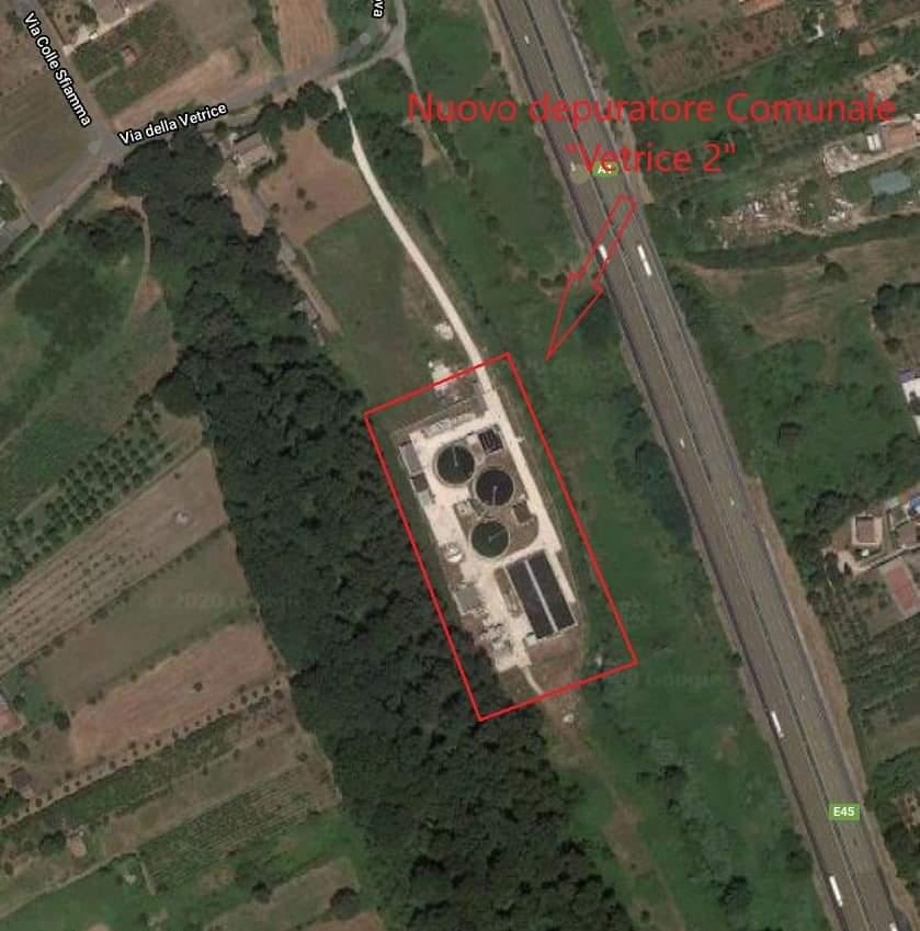 San Cesareo, nuovo depuratore comunale Vetrice 2: rilasciata l'autorizzazione allo scarico nel fosso