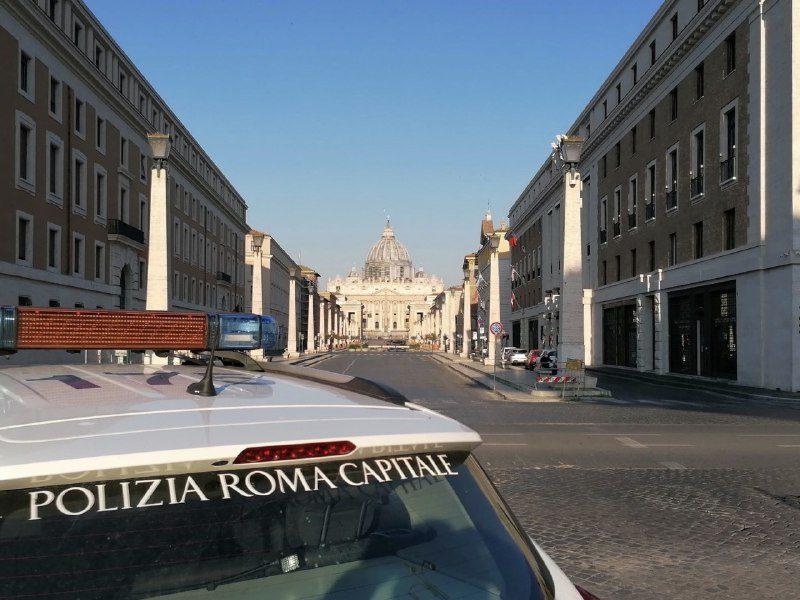 Roma domenica ecologica controlli multe oggi 15 novembre 2020
