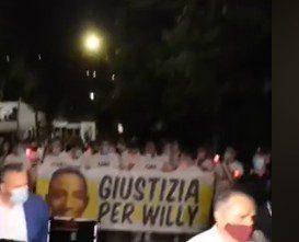 Caso Willy, le dichiarazioni sull'autopsia. Intitolato alla memoria del giovane il Parco dei Cappuccini a Paliano