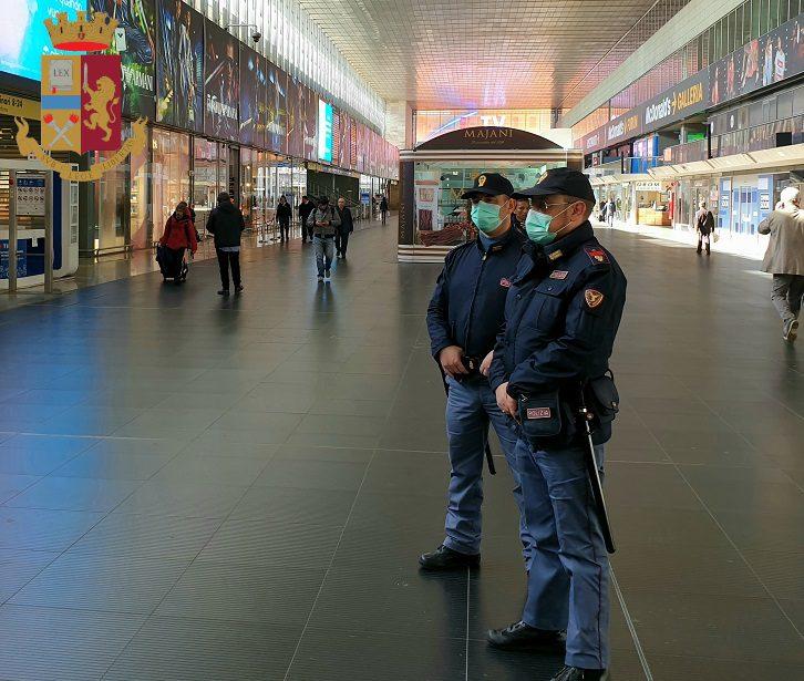 Stazioni nel Lazio, le operazioni della Polizia Ferroviaria