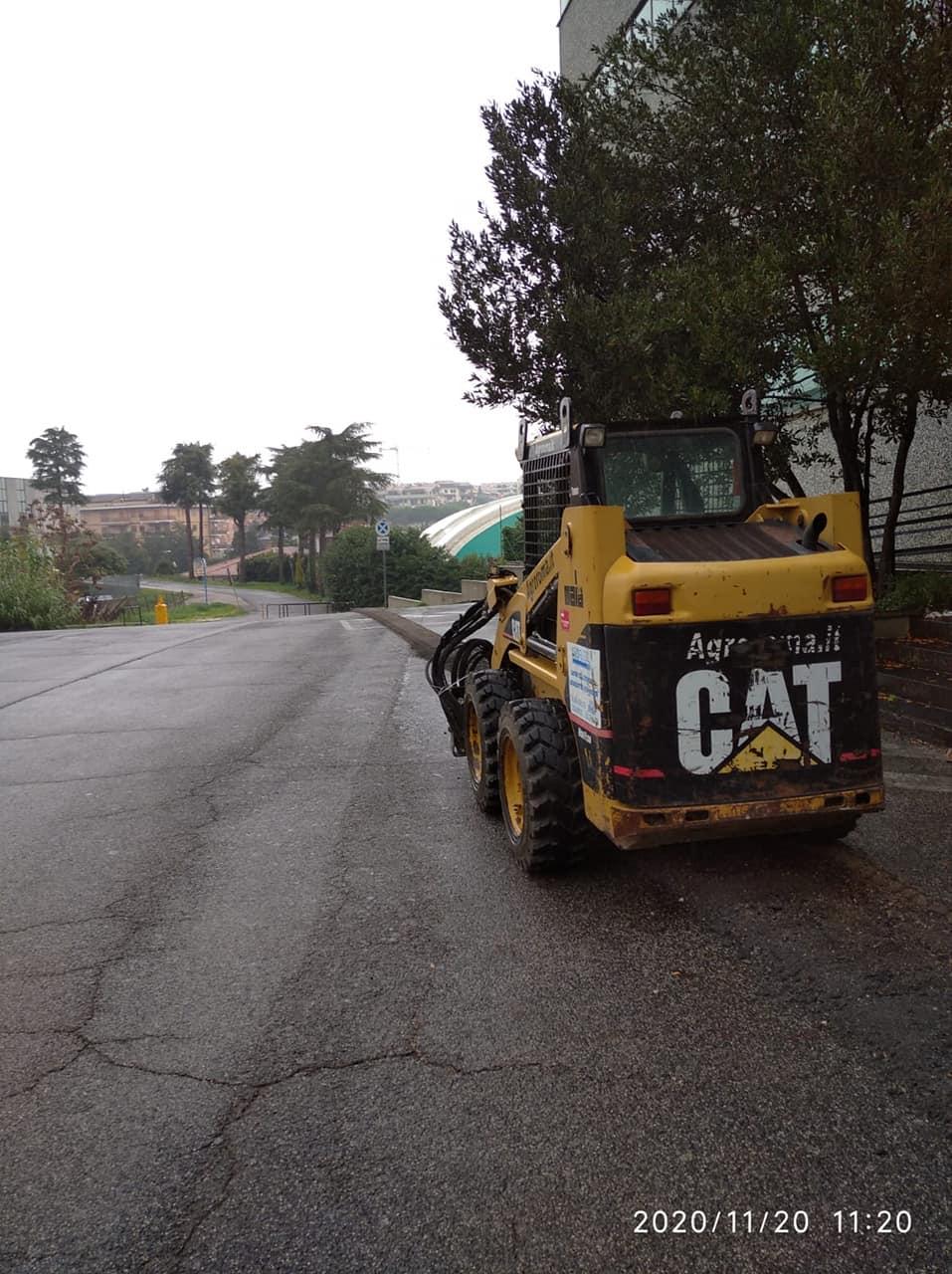 Colleferro, al via i lavori su Via Carpinetana. Le dichiarazioni del Sindaco