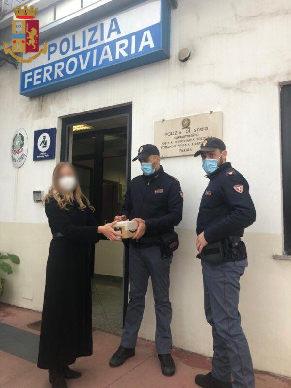 Termini, staffetta di solidarietà: provette trasportate d'urgenza da Parma a Roma