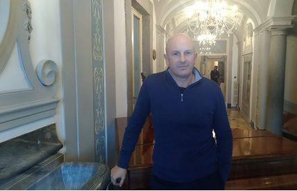 """Frascati Scherma, Molinari: """"Ripartiamo con uno sprint ancora maggiore"""""""