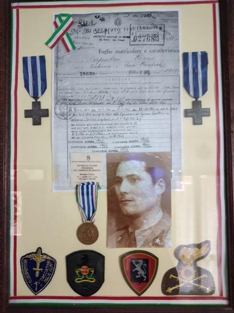 Primo Carpentieri, la storia dell'uomo nato a Bellegra e omaggiato con la Medaglia d'Onore della Presidenza della Repubblica: ecco perché