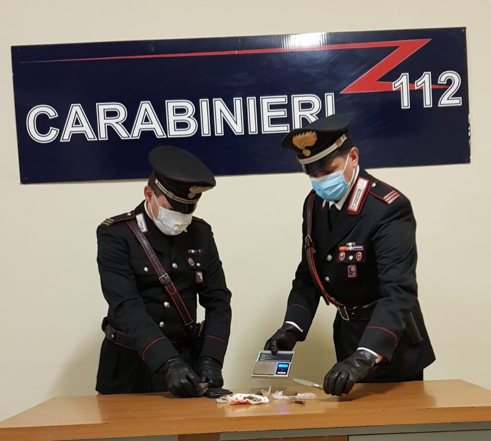 Arrestato pusher a Torvajanica