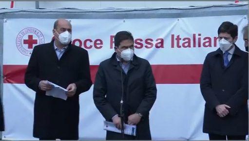 Coronavirus. Alla stazione Termini il nuovo hub della Regione Lazio per i vaccini anti-Covid