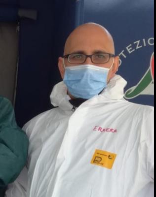 Lariano/Velletri, morto per Covid un giovane operatore sanitario: comunità in lutto