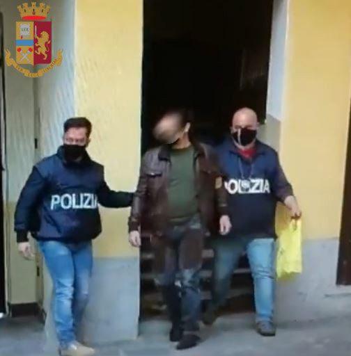 Arrestato Antonino Calì: il pericoloso latitante dovrà scontare quasi 30 anni di carcere