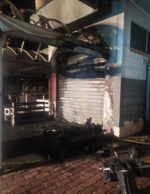 Incendio bar Garden a Colleferro: individuati i responsabili. Ecco quali sono i motivi del gesto