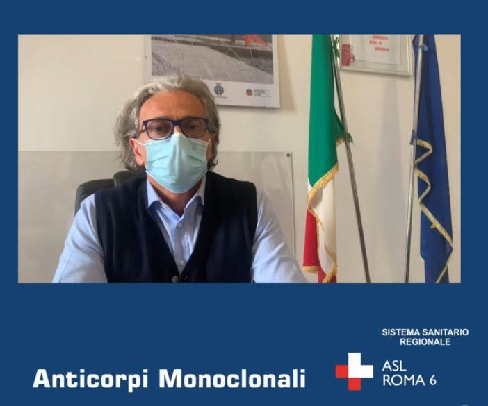 asl roma 6 anticorpi monoclonali dall'8 aprile 2021