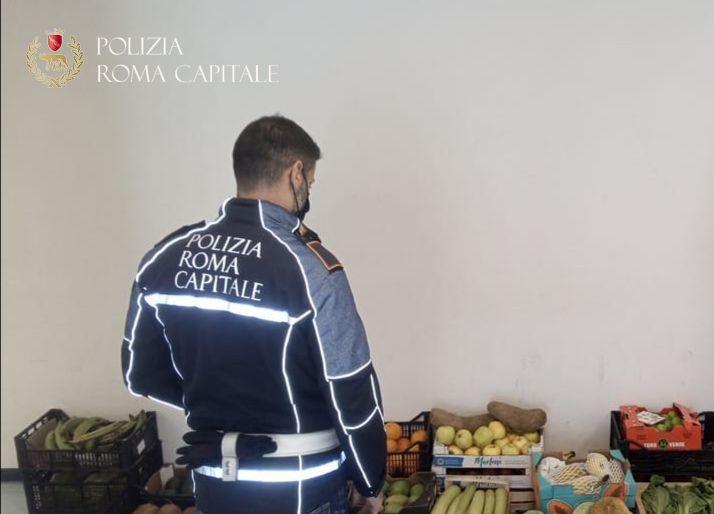 Cornelia, oltre 300 kg di alimenti sequestrati a un minimarket devoluti in beneficienza