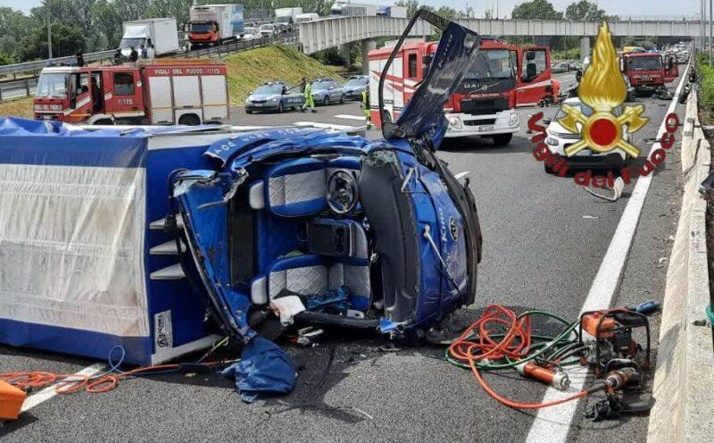 GRA incidente Romanina oggi 11 giugno 2021