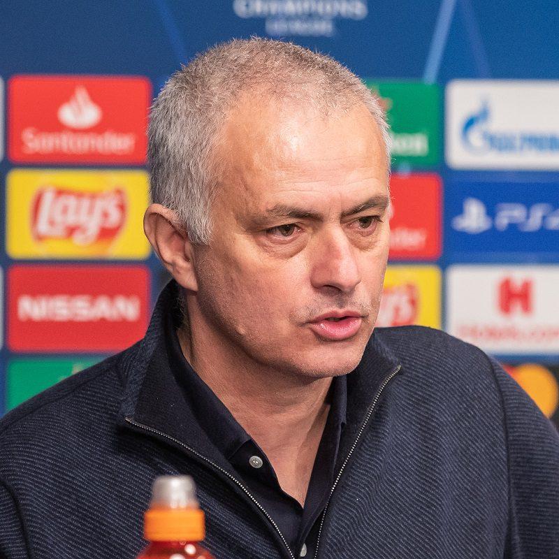 josè mourinho conferenza stampa dove vederla