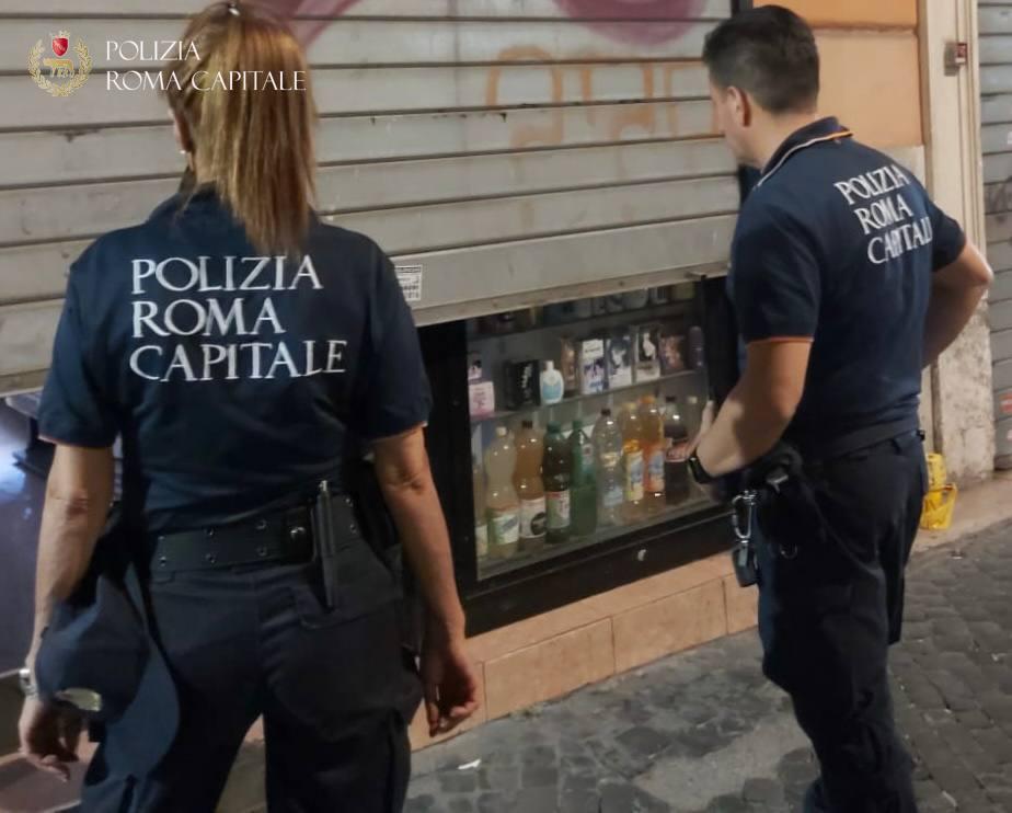 Due noti locali nel XV e IX Municipio multati e diffidati per assembramenti