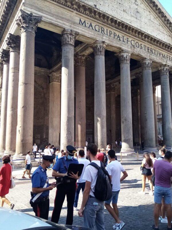 Roma. Colosseo e centro storico: continuano i controlli antiabusivismo: ecco cosa è emerso (FOTO)