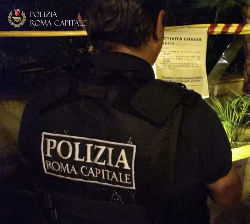 Roma. Chiusa una discoteca in zona Colosseo; multati e diffidati circa 20 minimarket