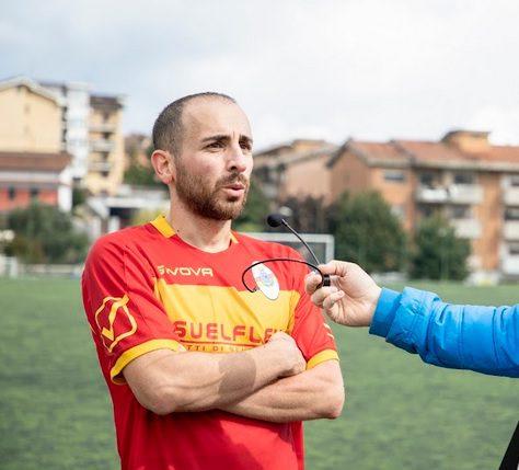"""Valmontone 1921-Virtus Roma Club 2-1. Parla Romagnoli: """"Era importante vincere e ci siamo riusciti"""""""